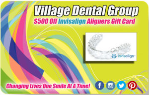 Invisalign Gift Coupon Gift Card